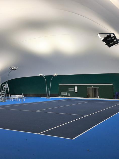 Bulle de Tennis