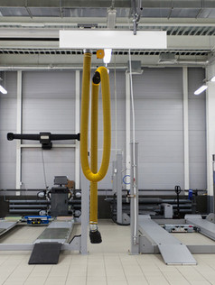ENW, Installation LED garage 2.jpg
