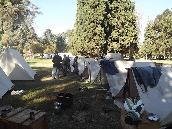 Loaner Dog Tent