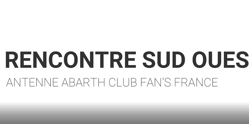 RENCONTRE ANTENNE ACFF SUD OUEST