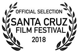 SCFF Official Selection Laurels 2018