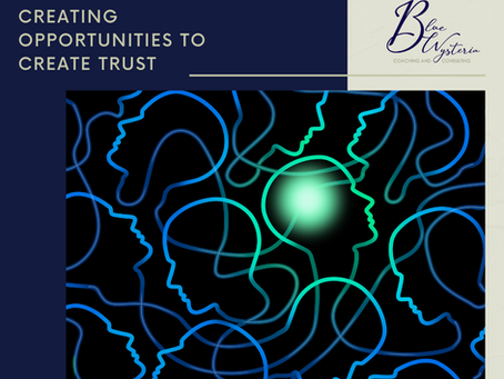 Creating Principles Trust