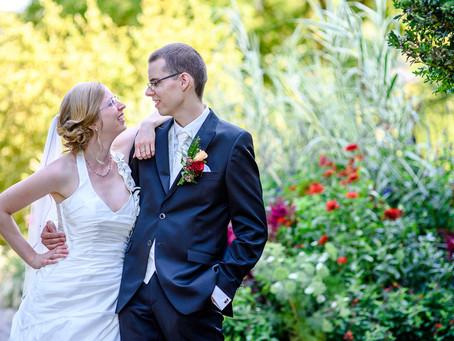 Sabine und Markus feiern Hochzeit auf der Burg Windeck Weinheim