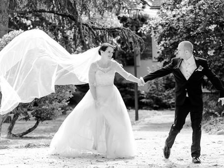 Jessica & Christian - Hochzeit im Hotel Kempf Dirmstein