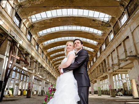 Melanie und Peter - Hochzeit im Gartenhotel Heusser in Bad Dürkheim