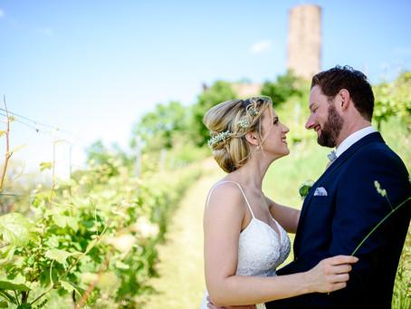 Stefanie und Michael feiern Hochzeit im Eichenstolz Ladenburg