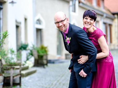 Bettina und Sven feiern Hochzeit auf dem Weingut Boudier & Koeller Stetten am Donnersberg