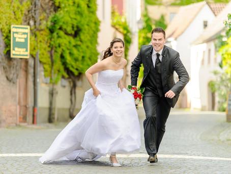 Anna-Maria und Christopher - Hochzeit auf dem Aloisiushof in Sankt Martin