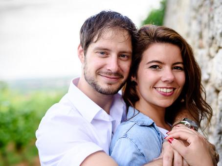 Melanie und Christian