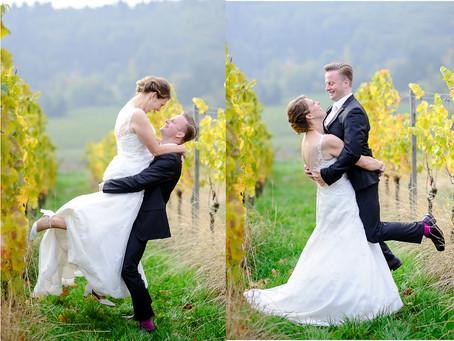 Katrin und Andre - Hochzeit auf dem Weingut Fitz-Ritter Bad Dürkheim