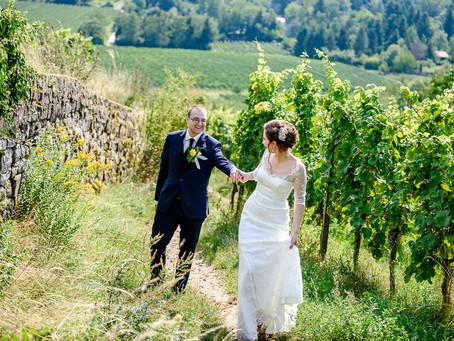 Barbara und Toni feiern Hochzeit im Gartenhotel Heusser