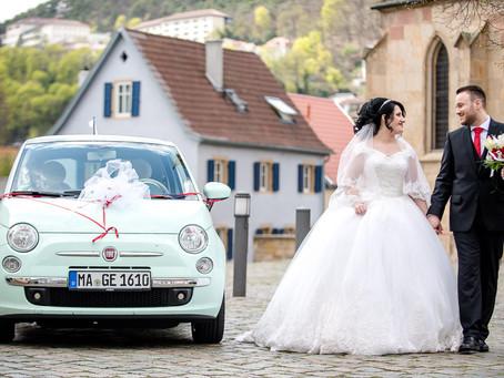 Giulia und Erminio feiern Hochzeit auf dem Weingut Fitz-Ritter in Bad Dürkheim