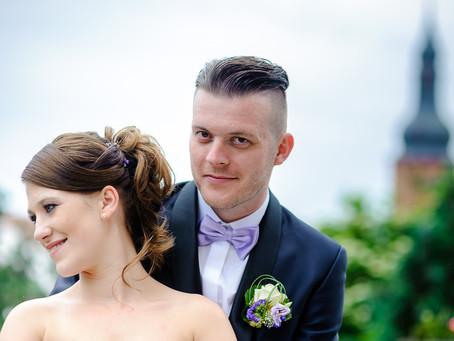 Kathrin und Dennis feiern Hochzeit im Haus Gylnheim Göllheim