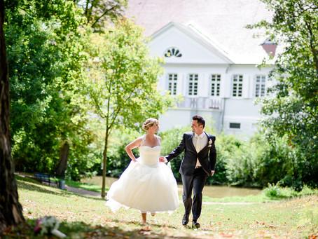 Lisa & Felix - Hochzeit in der  Felsenmühle Neuleinigen