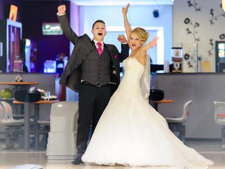 Tatjana & Marc - Hochzeit im Turf2 Mannheim