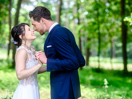 Lisa und Frederik feiern Hochzeit in Kellers Keller in Ruppertsberg