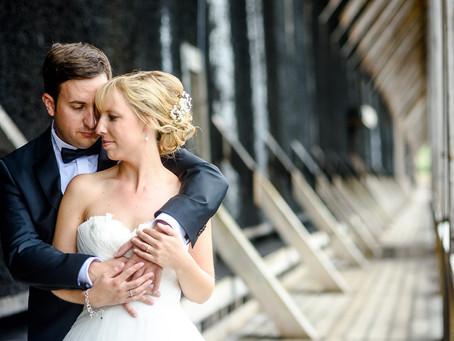 Nadine und Carsten feiern Hochzeit auf dem Weingut Fitz-Ritter