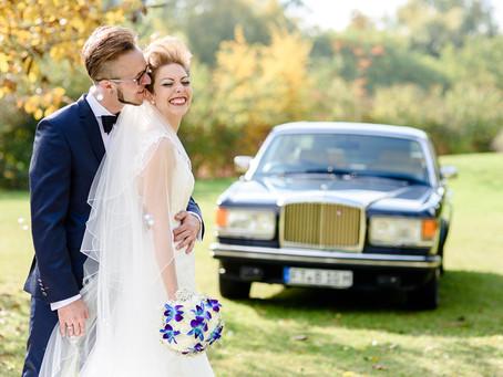 Sandra und Danny feiern Hochzeit auf dem Weingut Mussler in Bissersheim