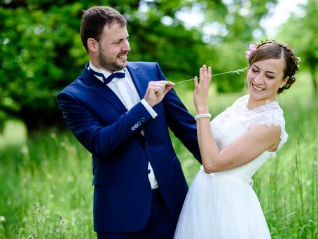 Anna und Tom feiern Hochzeit in der Mühle am Schlossberg