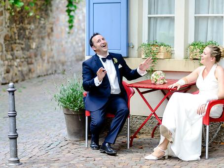 Alexandra & Marc - Hochzeit in der Pfalz