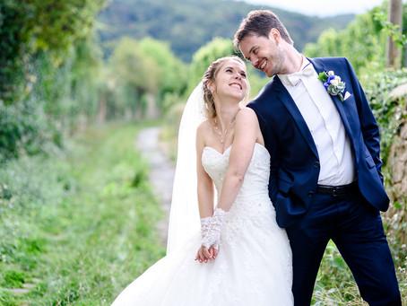 Sabine & Christian - Hochzeit im Schloss Wachenheim