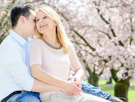 Das Verlobungsshooting