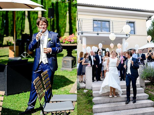 Stefanie Und Sigi Feiern Hochzeit Auf Dem Weingut Mussler In