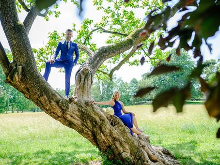 Anna und Johannes feiern Hochzeit im Herrnsheimer Schloss bei Worms
