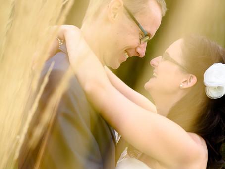 Sarah und Carsten feiern Hochzeit auf dem Marienhof in Flemlingen