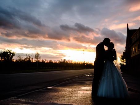 Laura und Ben feiern Hochzeit auf dem Gutshof Ladenburg
