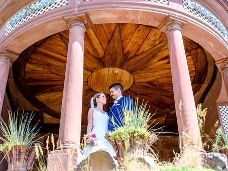 Katharina und Klaus feiern Hochzeit im Alten Weingut Maxbrunnen Bad Dürkheim