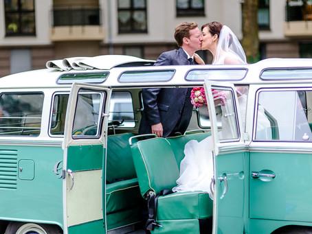 Miriam und Uwe - Hochzeit am Strandbad Neckarau