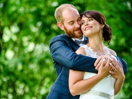Kerstin und Volker feiern Hochzeit im Chinesischen Teehaus Luisenpark Mannheim