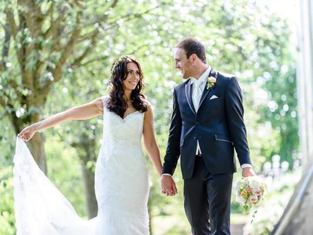 Sandra und Tobias - Hochzeit im Landgut Schloss Michelfeld, Angelbachtal