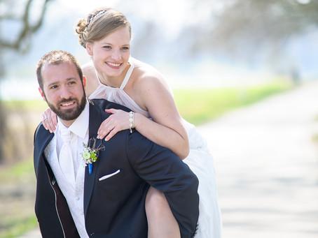 Yvonne und Thorsten - Hochzeit auf dem Edelhof in Kirrweiler