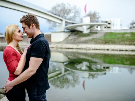 Jessica und Lukas