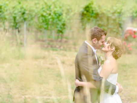 Bernhard und Julia - Hochzeit im Netts Restaurant und Landhaus Gimmeldingen