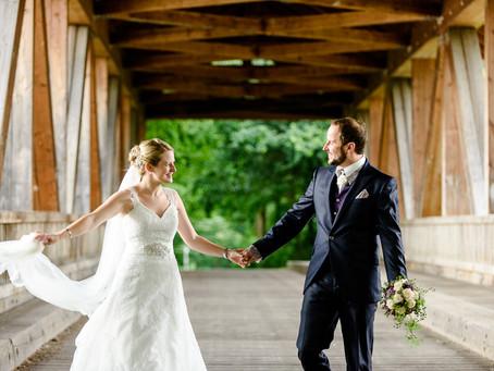 Stefanie und Nils - Hochzeit im Seehotel Ketsch