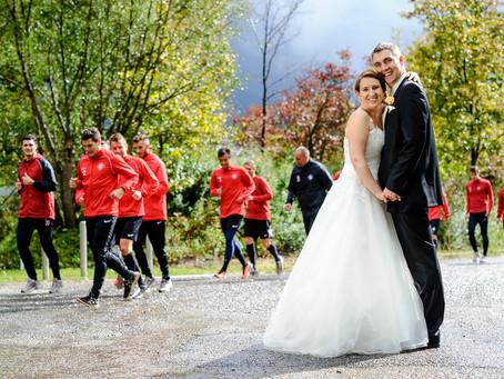 Rebecca und Denis heiraten im Kurparkhotel in Bad Dürkheim
