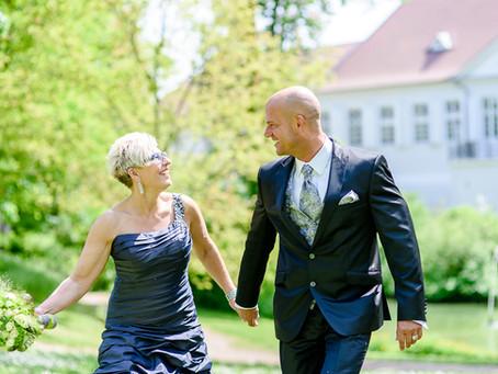 Petra und Erik - Hochzeit im Restaurant Kempf in Dirmstein