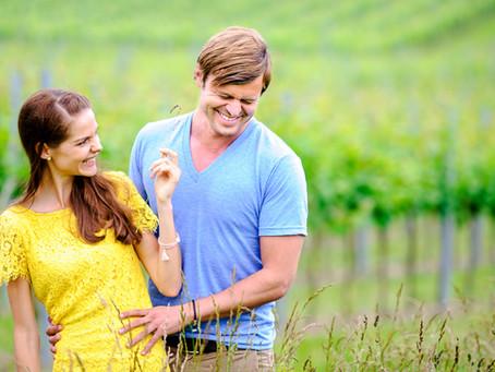 Vanessa und Matthias