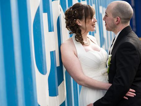 Katja und Chris heiraten- Hochzeit in Schwetzingen
