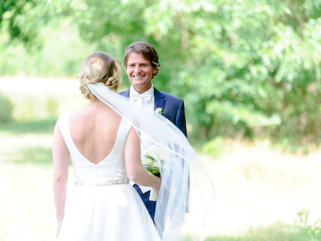 Stefanie und Sigi feiern Hochzeit auf dem Weingut Mussler in Bissersheim