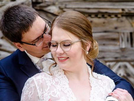 Josie und Jens feiern Hochzeit im Deidesheimer Hof
