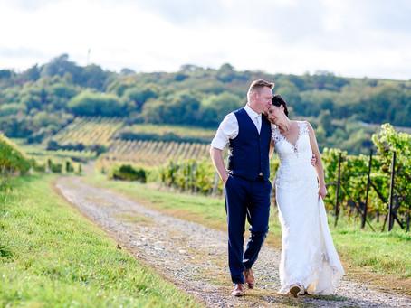 Nadine und Marco feiern Hochzeit in Sausenheim