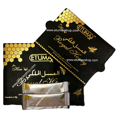 Etumax Honey Light ( 10 g × 24 )