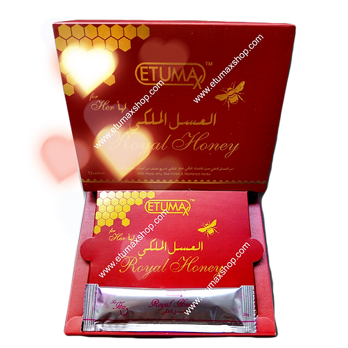 Etumax Honey for Her ( 20 g × 12 )