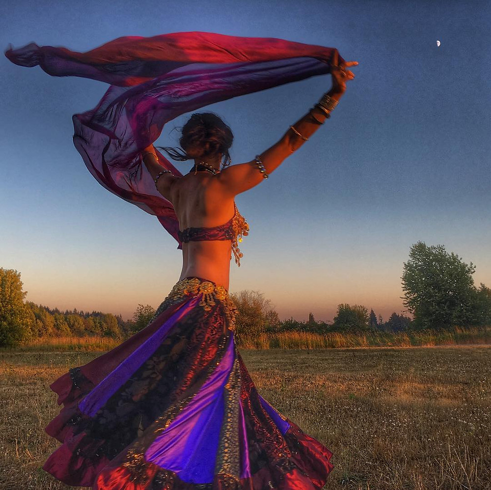 Battle Ground belly dance classes