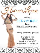 Hathor's Lounge belly dance