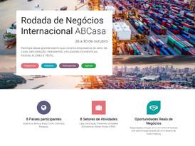Rodada de Negócios Internacional ABCasa